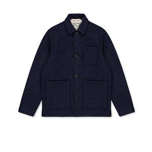 Dubliner Wool Jacket Navy
