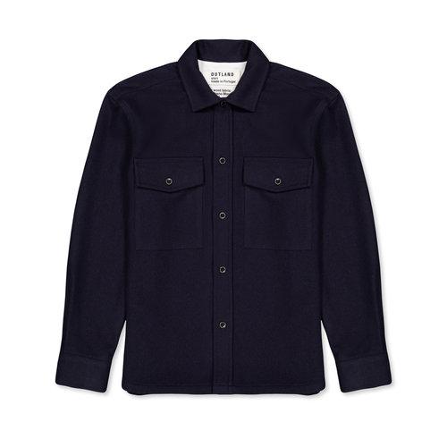 Outland Army Wool Overshirt