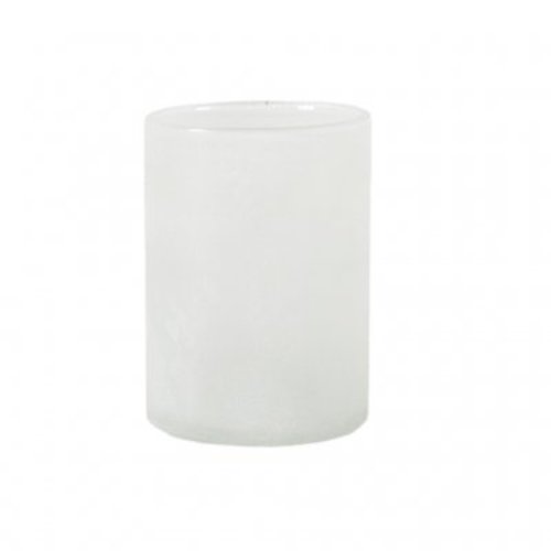 Tell Me More Frost candleholder White L