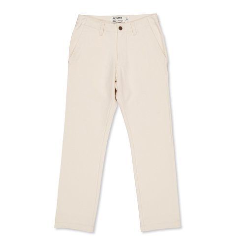 Outland Dock Canvas Off-white