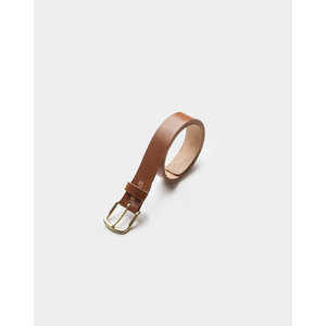 Leather Belt Roasted 35mm