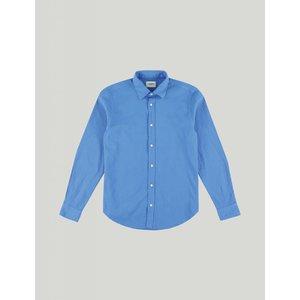 Tigertooth Shirt French blue