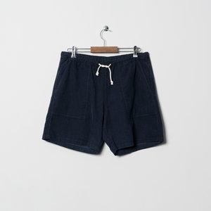 Beach Shorts Navy Cord