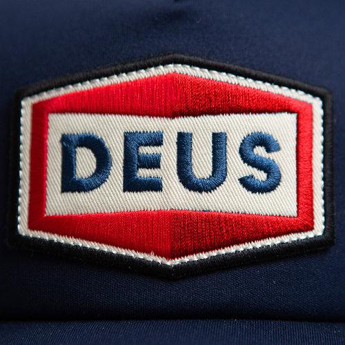 Deus Ex Machina Speed Stix Trucker Navy