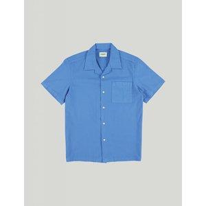 Tigertooth shirt SL French Blue
