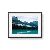 Beyond Far Canadian Lake