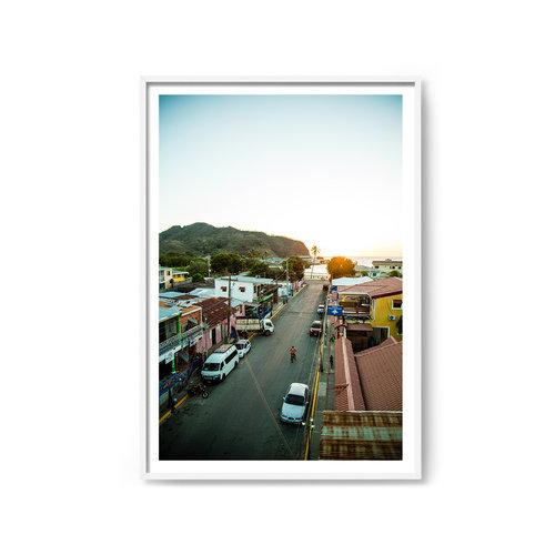 Beyond Far San Juan Del Sur color palette