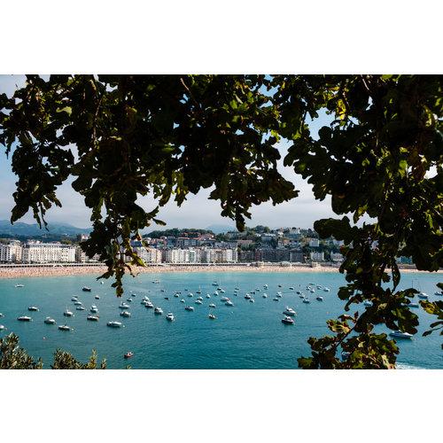 Beyond Far San Sebastian view