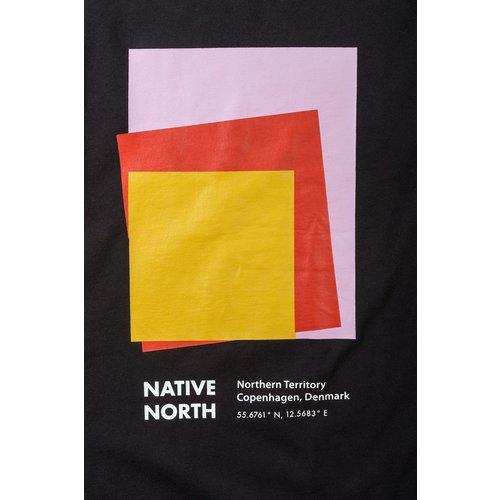Native North Art Tee Black