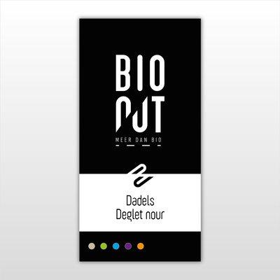 BioNut BIONUT - dadels* - Deglet nour - zonder pit - 6 x 1 kg