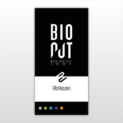 BioNut BIONUT - abrikozen* - 6 x 1 kg