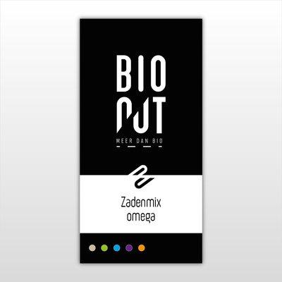 BioNut BIONUT - zadenmix* - omega - 6 x 500 gr.