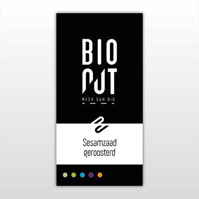 BioNut BIONUT - sesamzaad* - geroosterd - 6 x 475 gr.