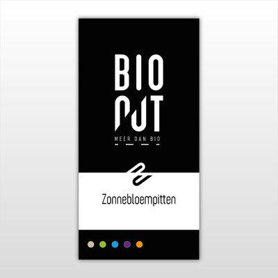 BioNut BIONUT - zonnebloempitten* - 6 x 1 kg
