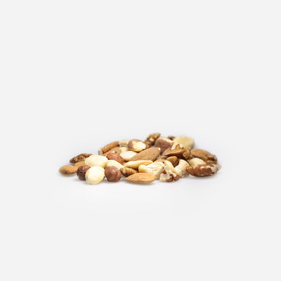 Gemengde noten* - de luxe - geroosterd & gezouten