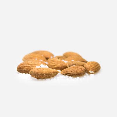 Amandelen* - bruin - geroosterd & gezouten
