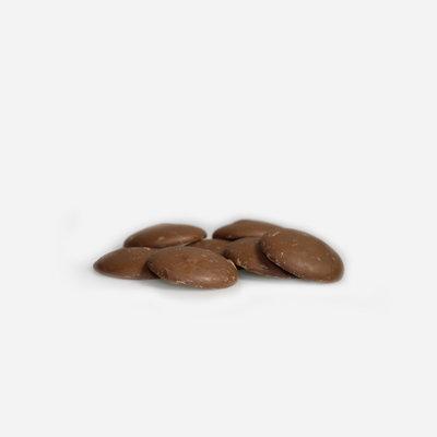 Melkchocolade* - flikken (smelt)