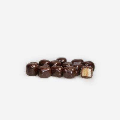 Kokos* - blokjes -- pure chocolade* - zacht