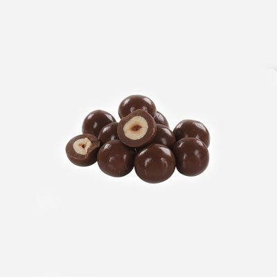 Hazelnoten* - pure chocolade*