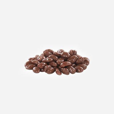 Rozijnen* - melkchocolade*