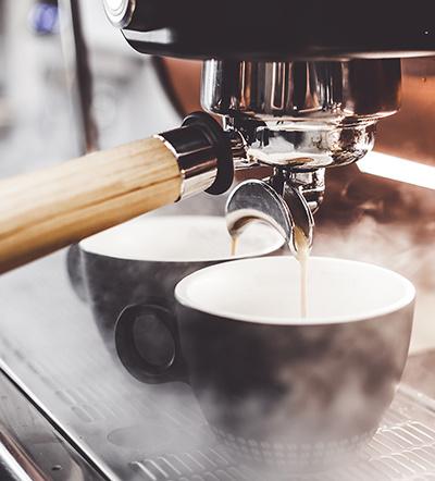 Hartverwarmende koffie