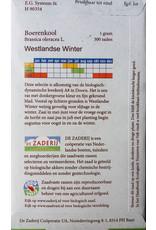 Boerenkool Westlandse Winter 'selectie A8' uit Doorn