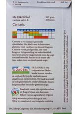 Sla Eikenblad Cantarix decoratief en smakelijk