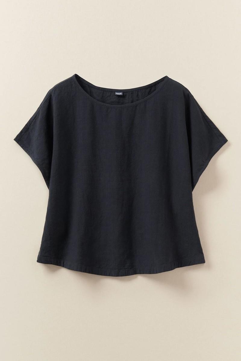 Toast Garment Dye Linen Top