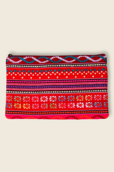 Artisanat Inde Indian pouch 2