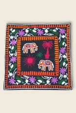 Artisanat Inde Embroidered Cushion Cover 4