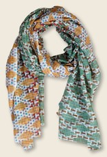Epice Printed scarf 2022-C