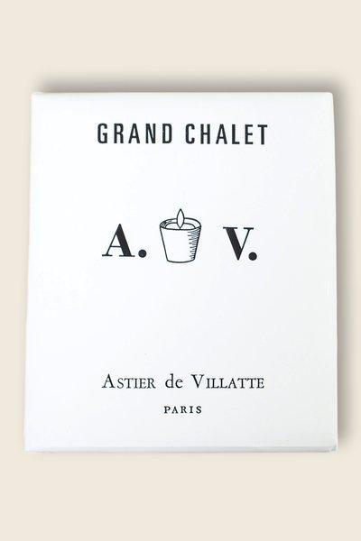 Astier de Villatte Grand Chalet candle