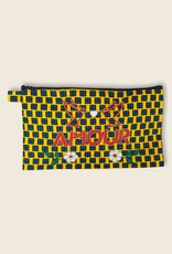 Graphie Sud Embroidered Pouch 2