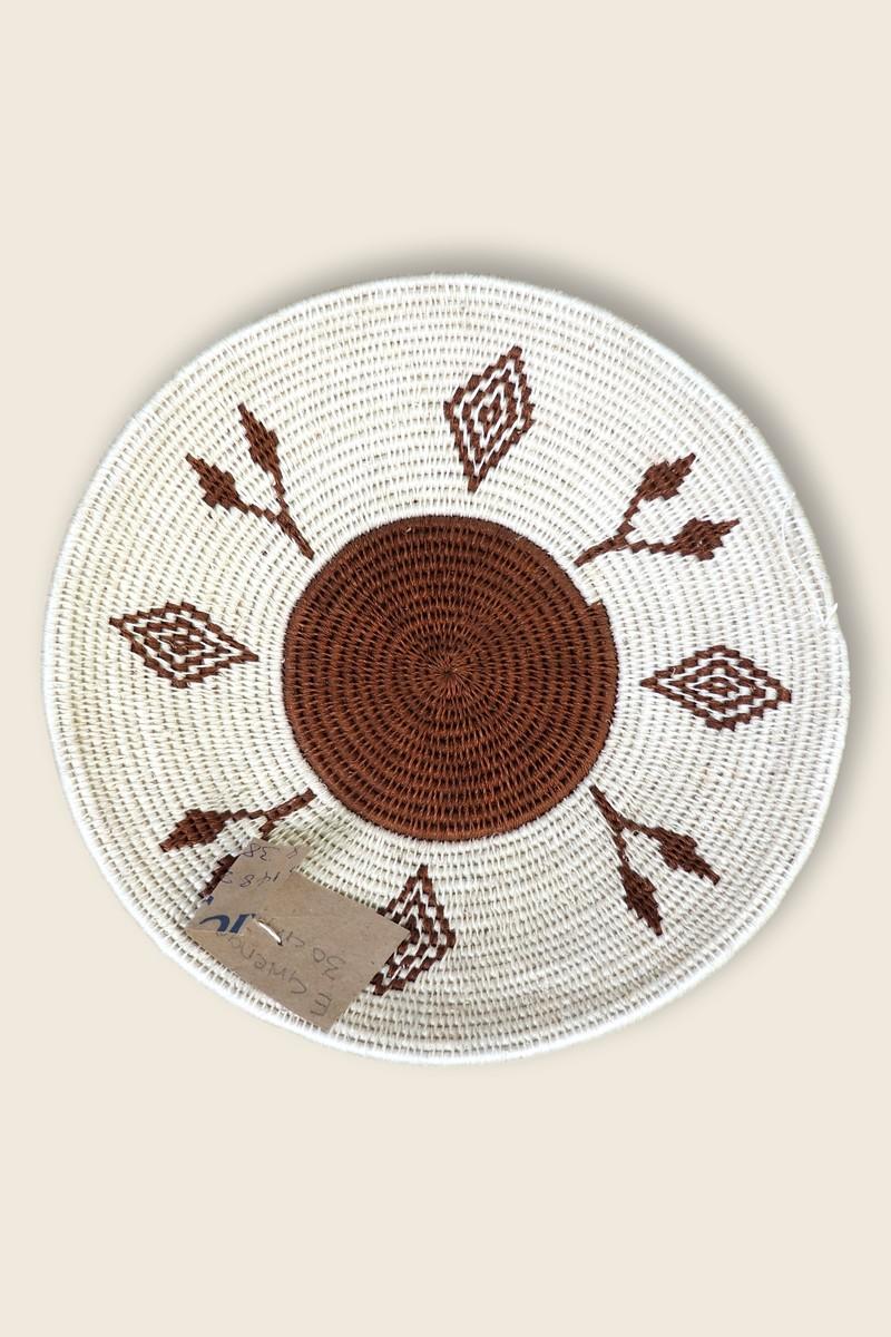 Graphie Sud Small Basket Zimbabwe