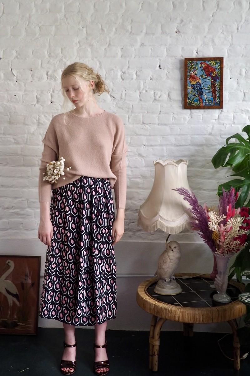 Christian Wijnants C/W Salali skirt