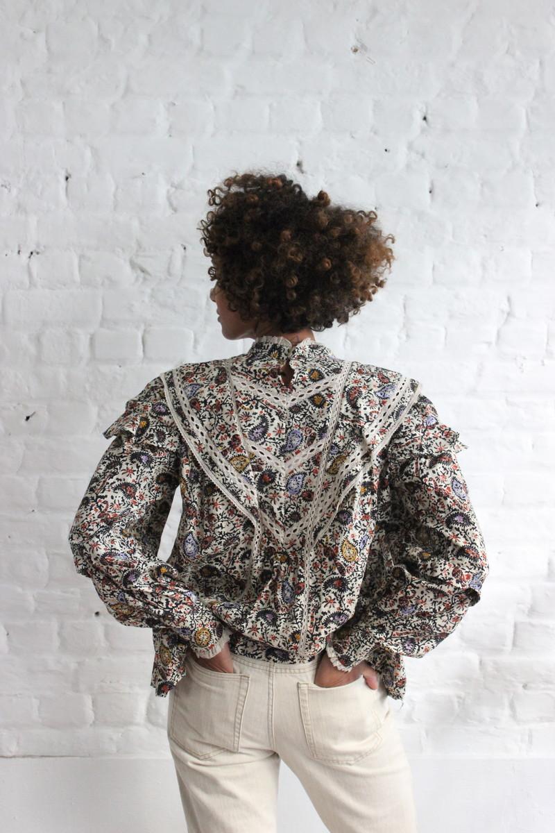Isabel Marant IM Reign blouse
