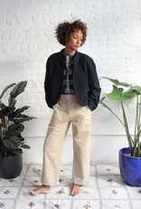 Toast TO Wool Cropped Jacket