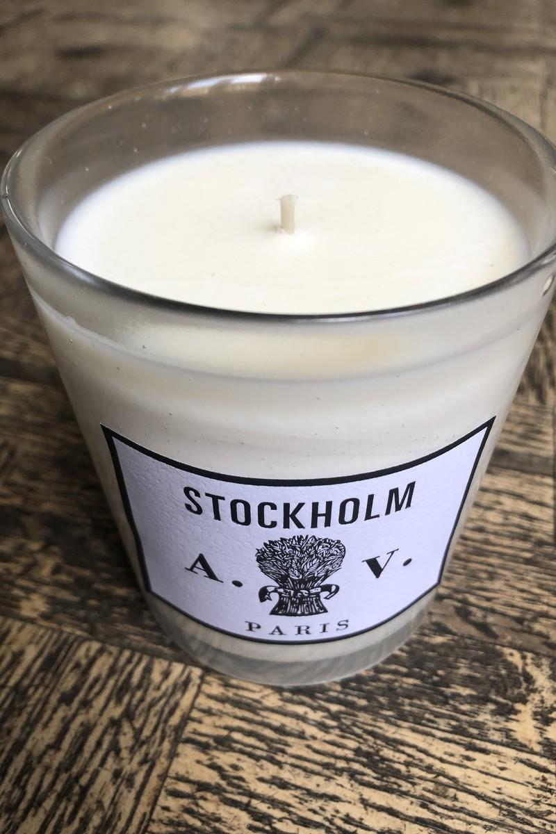 Astier de Villatte Stockholm Candle