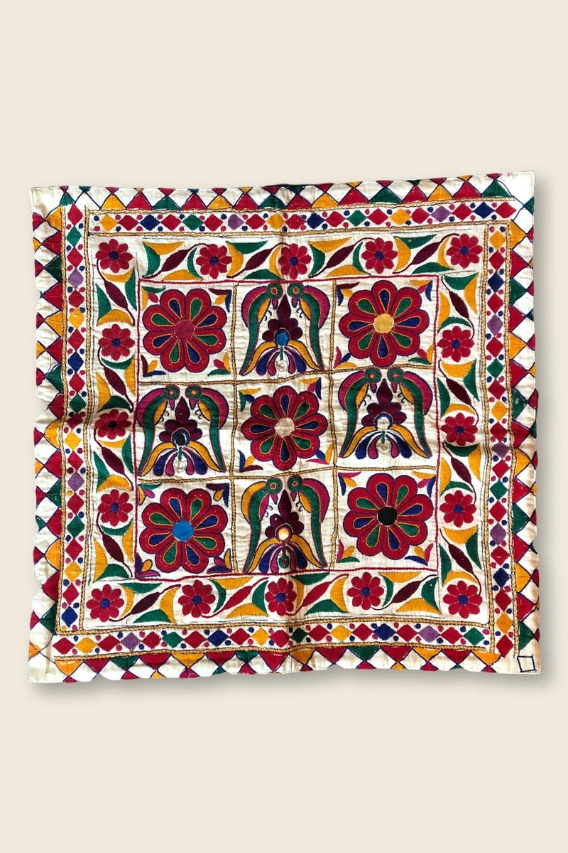 Artisanat Inde Indian Cushion Cover 2