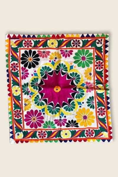 Artisanat Inde Indian Cushion Cover 3