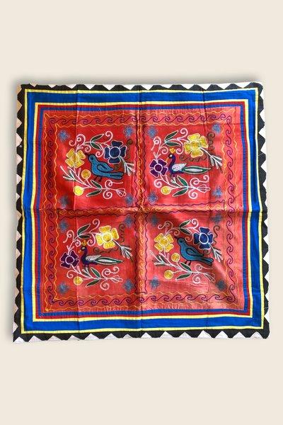 Artisanat Inde Indian Cushion Cover 5