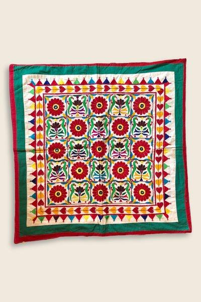 Artisanat Inde Indian Cushion Cover 6
