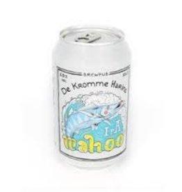 De Kromme Haring Wahoo IPA 33cl