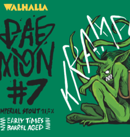 Walhalla Daemon #7 Early Times BA 33cl