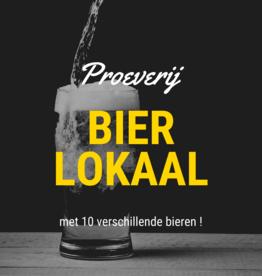 """Bier Lokaal Proeverij """"Bier Lokaal"""""""