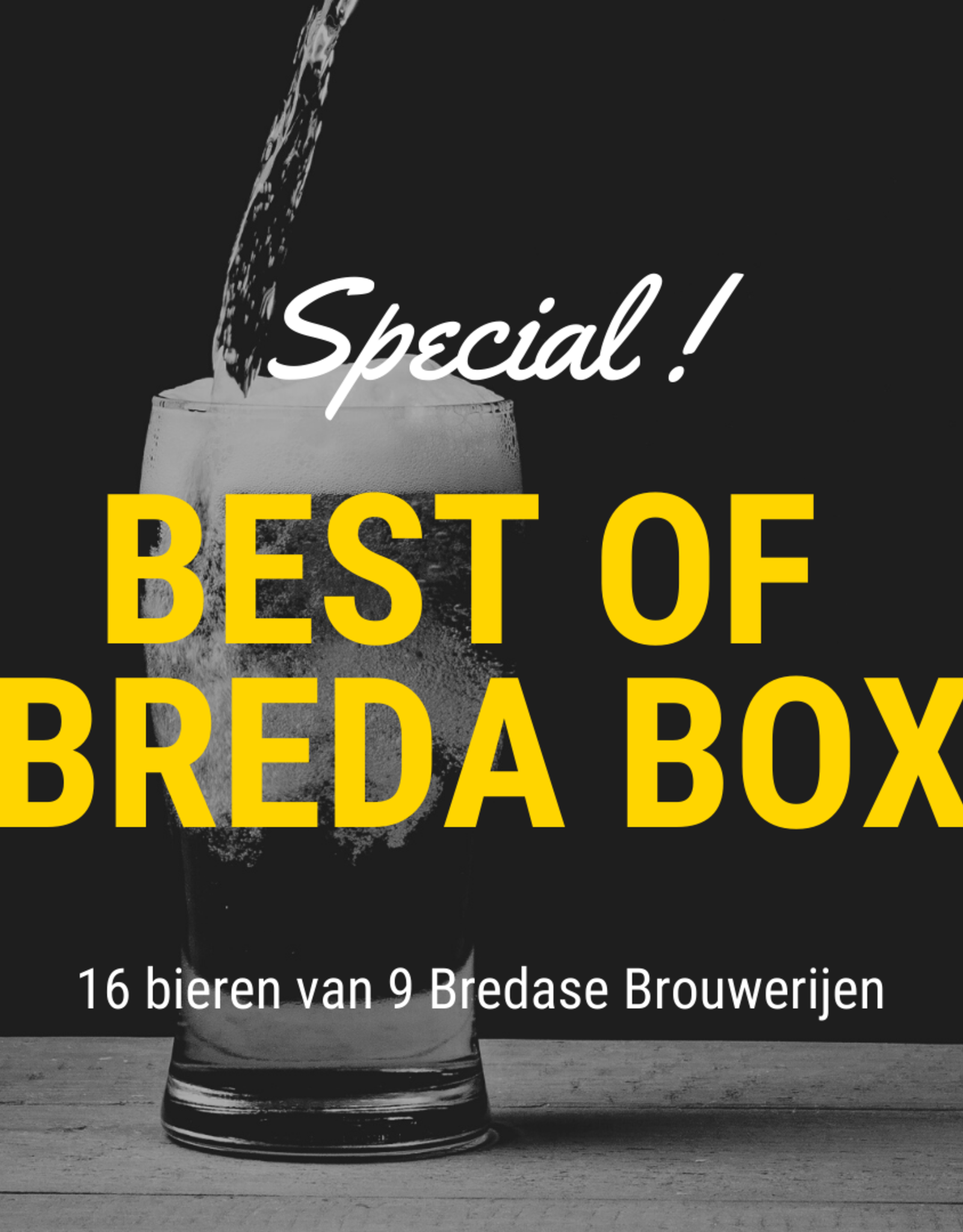 Bier Lokaal Best of Breda Box