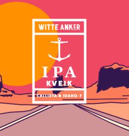 Witte Anker Kveik IPA Callista 33cl