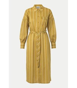 Just Female Giva shirt dress, Amber stripe