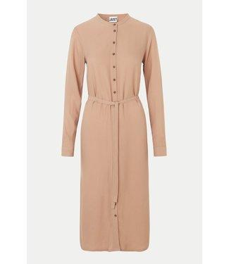 Just Female Tienna shirt dress, Latte