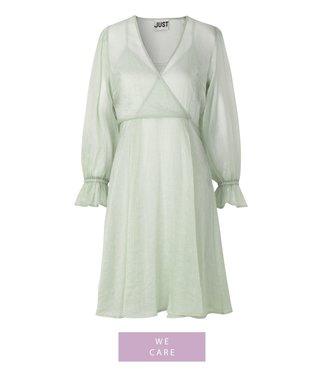 Just Female Sanne dress, Agate gray